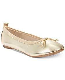 Kenneth Cole Reaction Copy Tap Ballet Flats, Little Girls & Big Girls