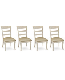 Belgrade 4-Pc. Chair Set