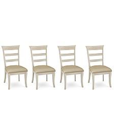 Belgrade 4-Pc. Chair Set