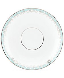 Marchesa by Lenox Empire Pearl Bone China Tea Saucer