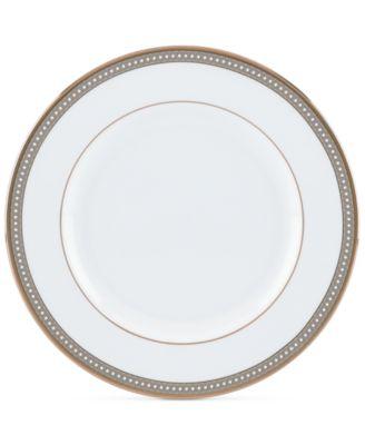 Jeweled Jardin  Bone China Salad/Dessert Plate