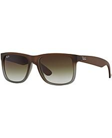 Sunglasses, RB4165 JUSTIN GRADIENT