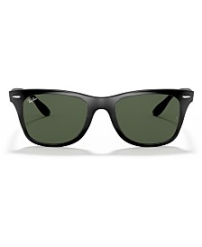Ray-Ban Sunglasses, RB4195 WAYFARER LITEFORCE