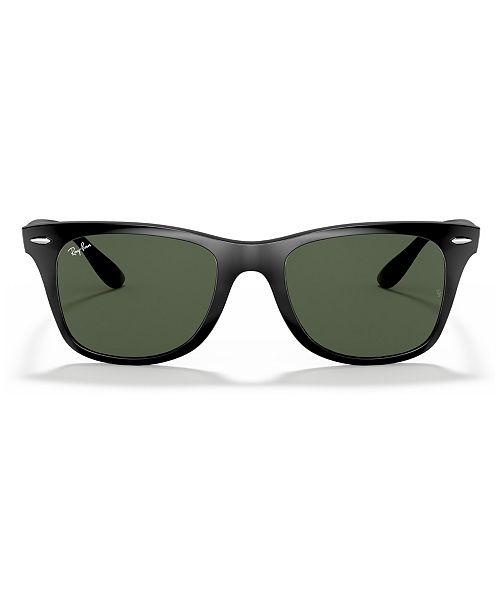 Ray-Ban Sunglasses, RB4195 WAYFARER LITEFORCE
