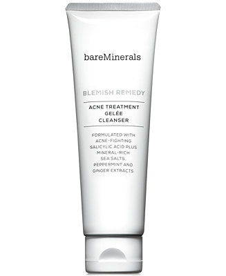 bareminerals blemish remedy acne treatment gel e cleanser macy 39 s. Black Bedroom Furniture Sets. Home Design Ideas