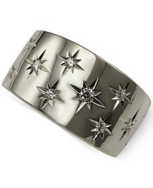Marchesa Diamond Star Band 1 6 Ct Tw In 18k White Gold