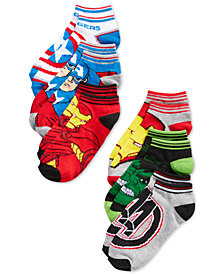 Marvel's® Avengers Athletic Low-Cut Socks, Little Boys & Big Boys