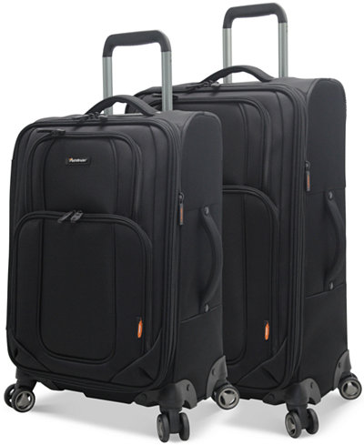 CLOSEOUT! Pathfinder Presidential Spinner Luggage, Created for ...
