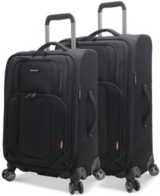 CLOSEOUT! 70% OFF Pathfinder Presidential Spinner Luggage, Only at ...