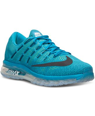best service e8083 2d531 Nike Mens Air Max 2016 Running Sneakers from Finish Line - Finish Line  Athletic Shoes - Men - Macys