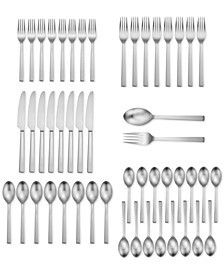 Satin Chef 50-Pc. Flatware Set, Service for 8, Created for Macy's