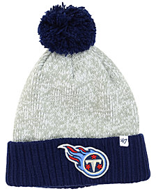 '47 Brand Tennessee Titans Coverage Knit Hat