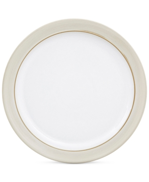 Denby Natural Canvas Stoneware Salad Plate
