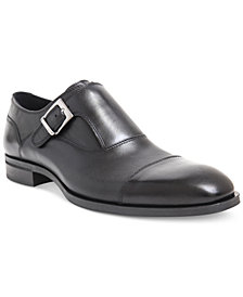 Donald Pliner Sergio Monk-Strap Shoes