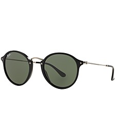 Sunglasses, RB2447 ROUND FLECK