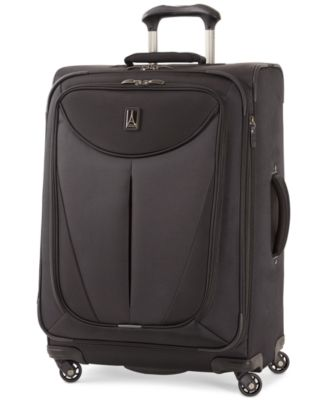 "CLOSEOUT! Walkabout 3 25"" Expandable Spinner Suitcase, Created for Macy's"