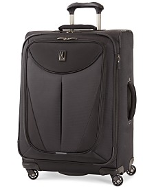 "CLOSEOUT! Travelpro Walkabout 3 25"" Expandable Spinner Suitcase, Created for Macy's"