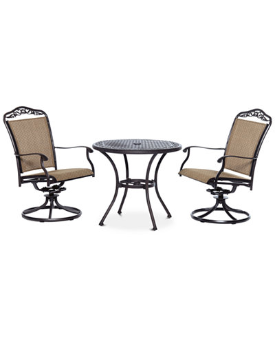 Beachmont II Outdoor 3-Pc. Dining Set (32