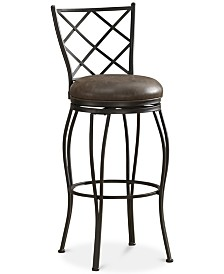 Ava Bar Height Stool, Quick Ship