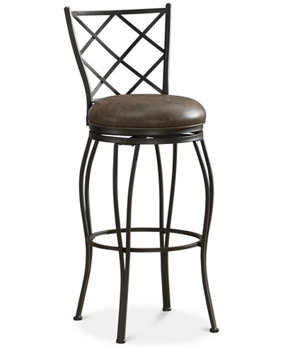 Ava Counter Height Stool, Quick Ship