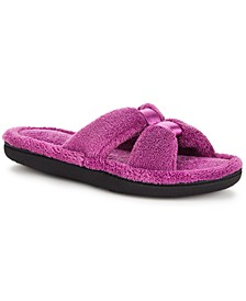 Women's Micro Terry X-Slide Slippers