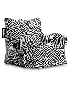 Bea Dorm Bean Bag Chair, Quick Ship