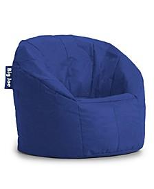 Big Joe Bea Coasta Faux-Leather Bean Bag Chair