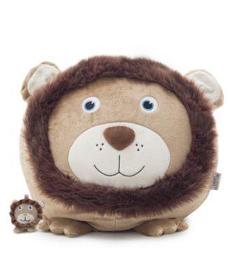 Big Joe Leo the Lion Bean Bag with Toy, Quick Ship
