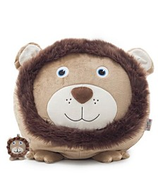 Big Joe Leo the Lion Bean Bag with Toy, Quick Ship