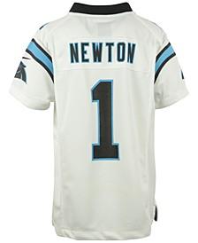 Kids' Cam Newton Carolina Panthers Game Jersey, Big Boys (8-20)