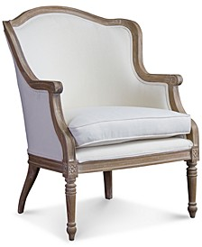 Karine French Accent Chair