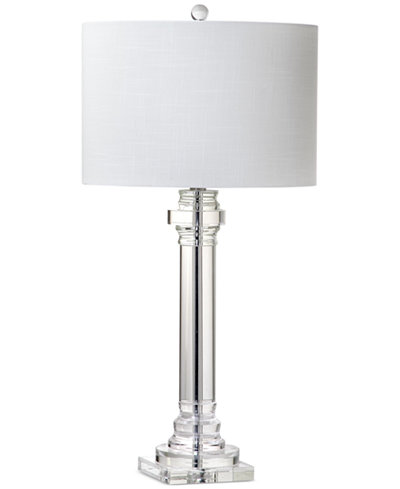 Decorator's Lighting Trophy Crystal Table Lamp