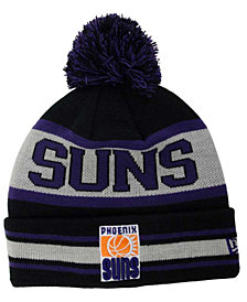 New Era Phoenix Suns Fashion Biggest Fan Knit Hat
