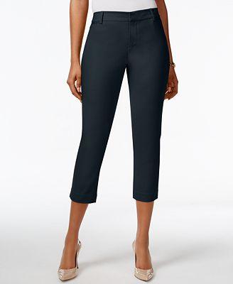 Innovative Tommy Hilfiger Capri Pant  Pants Amp Capris  Women  Macy39s