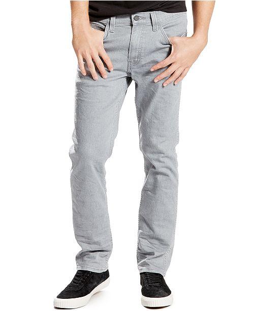 Levi s 511™ Slim Fit Jeans- Line 8 - Jeans - Men - Macy s c7abaa8dbb