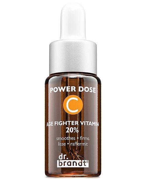 Dr. Brandt Power Dose C Age Fighter Vitamin