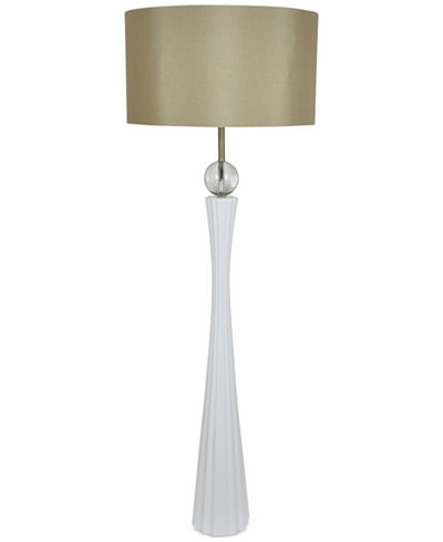 Crestview Harley Floor Lamp