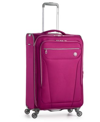 "CLOSEOUT! City Lights 2.0 25"" Expandable Spinner Suitcase, Created for Macy's"