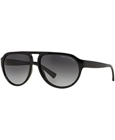 AX Armani Exchange Sunglasses, AX4042S