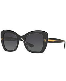 Dolce & Gabbana Polarized Sunglasses, DG4205