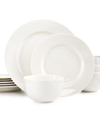 Martha Stewart Collection 12-Pc. Kensington Round Dinnerware Set  sc 1 st  Macy\u0027s & Martha Stewart Collection 12-Pc. Kensington Round Dinnerware Set ...