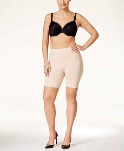 SPANX Thinstincts Plus Size Firm Control Shorts 10005P