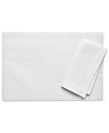 "Continental Collection 19"" X 19"" White Napkin"