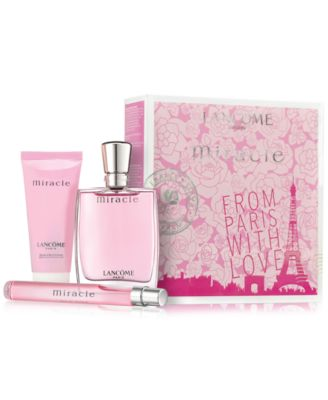 Lancôme MIRACLE Gift Set - Limited Edition - Gifts & Value Sets ...