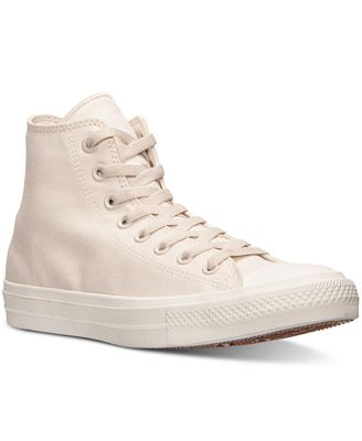 Converse Men's Chuck Taylor All Star II Hi Mono Casual Sneakers from Finish  Line