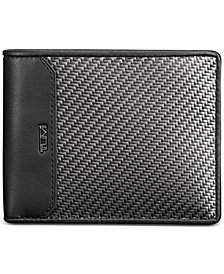 Tumi Men's Carbon CFX Fiber Double Billfold