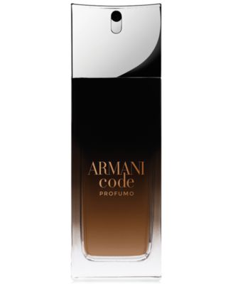 Armani Code Profumo Eau de Parfum Travel Spray, 0.67 oz