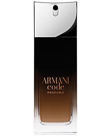 Giorgio Armani  Armani Code Profumo Eau de Parfum Travel Spray, 0.67 oz