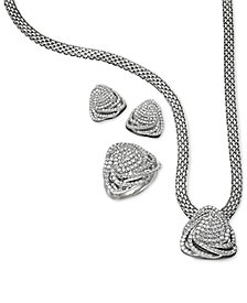 Wrapped in Love Diamond Jewelry Collection in Sterling Silver, Created for Macy's