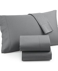 Linen Cotton Full 4-pc Sheet Set